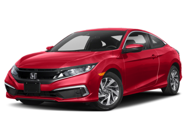 2020 Honda Civic Coupe LX CVT Coupe