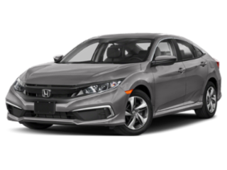 2020 Honda Civic Sedan LX Manual Sedan