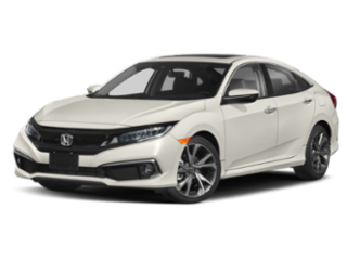 2020 Honda Civic Sedan Touring CVT Sedan