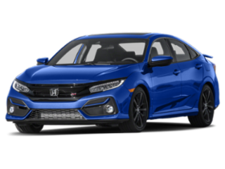 2020 Honda Civic Si Sedan Si Manual Sedan w/Summer Tires