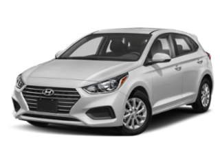2020 Hyundai Accent 5 Door Essential Manual