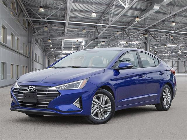 2020 Hyundai Elantra Preferred IVT