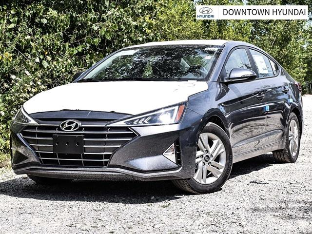 2020 Hyundai Elantra Preferred w/Sun & Safety Package IVT