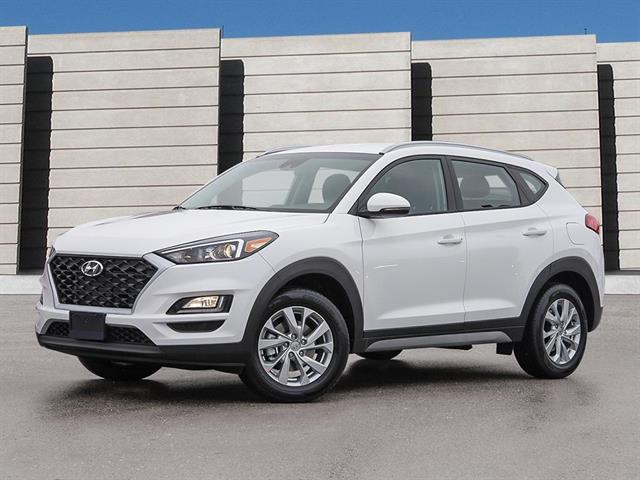 2020 Hyundai Tucson Preferred AWD w/Sun & Leather Package
