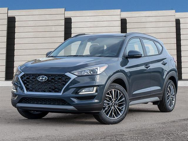 2020 Hyundai Tucson Preferred AWD w/Trend Package