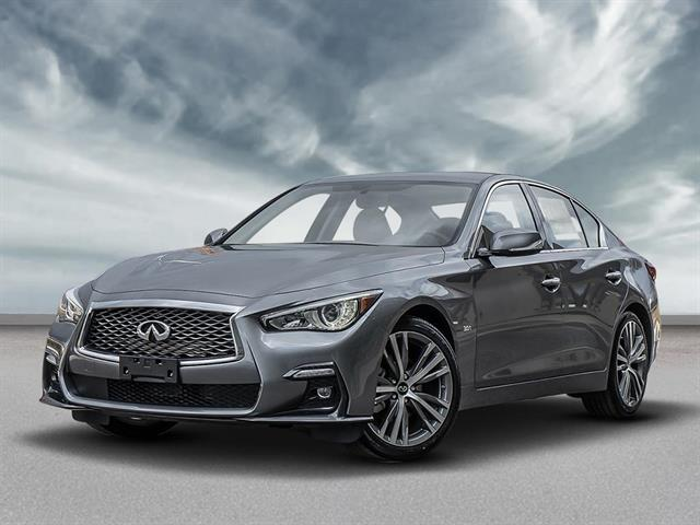 2020 INFINITI Q50 Signature Edition AWD