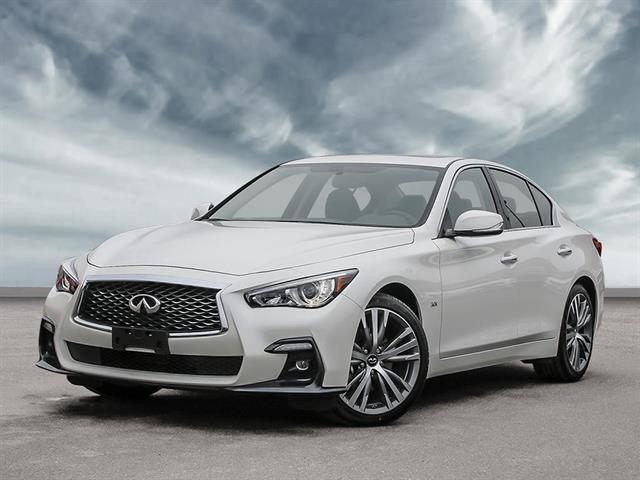 2020 INFINITI Q50 Signature Edition ProASSIST AWD