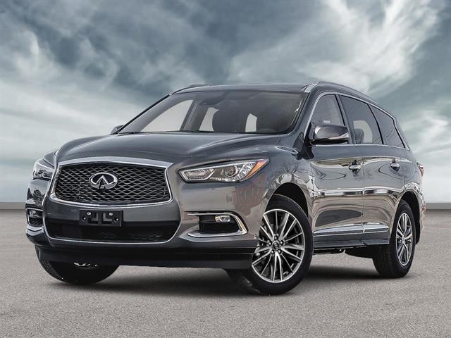 2020 INFINITI QX60 Signature Edition AWD