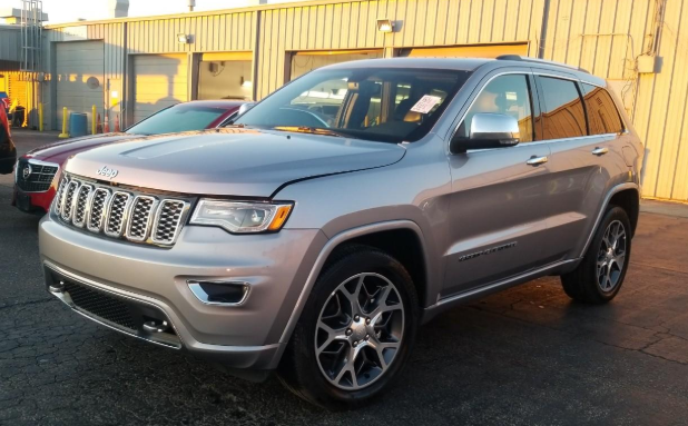 2020 Jeep Grand Cherokee High Altitude 4x2