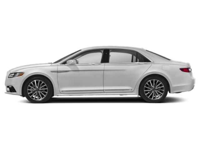 2020 Lincoln Continental AWD Livery