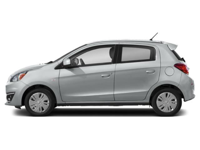 2020 Mitsubishi Mirage ES Manual