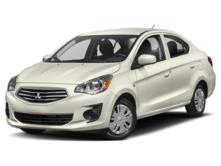 2020 Mitsubishi Mirage G4 ES Manual