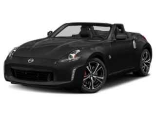 2020 Nissan 370Z Roadster Touring Manual
