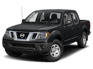 2020 Nissan Frontier Crew Cab Midnight Edition Long Bed 4x4 Auto