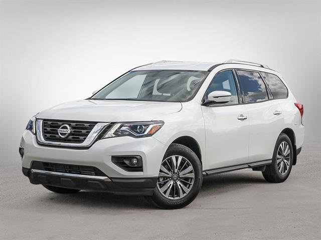 2020 Nissan Pathfinder 4x4 SV Tech
