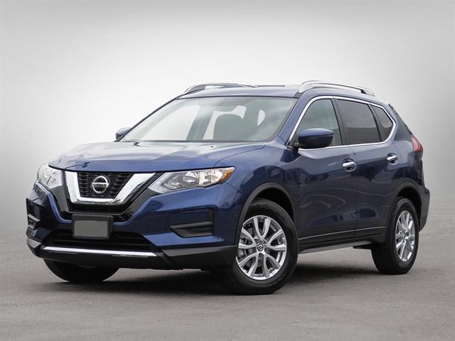 2020 Nissan Rogue FWD S