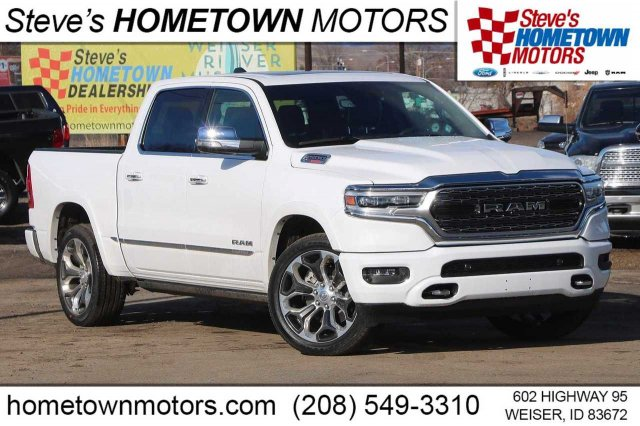 "2020 Ram 1500 Limited 4x4 Crew Cab 5'7"" Box"