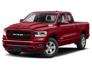 "2020 Ram 1500 Tradesman 4x2 Quad Cab 6'4"" Box"