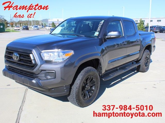 2020 Toyota Tacoma 2WD SR5 Double Cab 5' Bed I4 AT