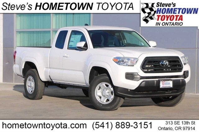2020 Toyota Tacoma 2WD SR Access Cab 6' Bed I4 AT