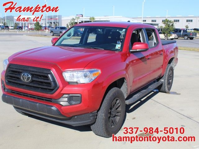 2020 Toyota Tacoma 2WD SR Double Cab 5' Bed I4 AT