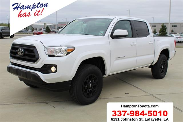 2020 Toyota Tacoma 4WD SR5 Double Cab 5' Bed V6 AT