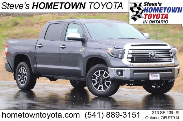 2020 Toyota Tundra 4WD 1794 Edition CrewMax 5.5' Bed 5.7L
