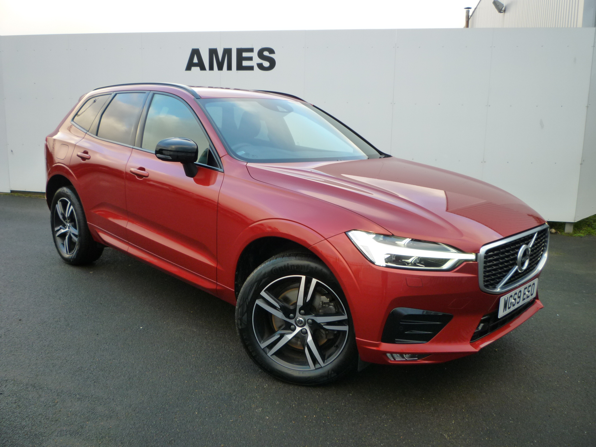 2020 Volvo XC60 ESTATE 2.0 T5 [250] R DESIGN 5dr Geartronic
