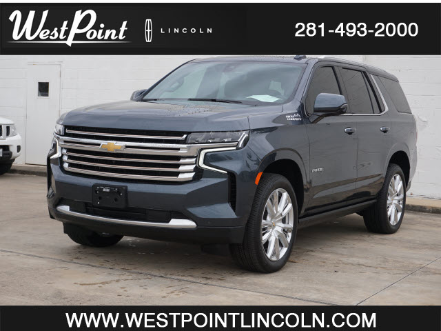 2021 Chevrolet Tahoe 2WD 4dr High Country