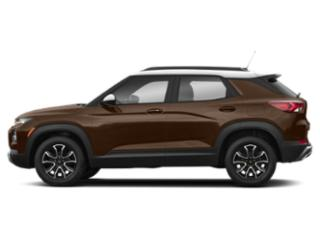 2021 Chevrolet Trailblazer FWD 4dr L