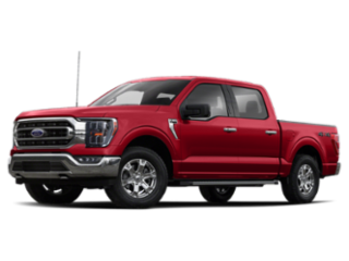 2021 Ford F-150 XL 2WD SuperCrew 5.5' Box