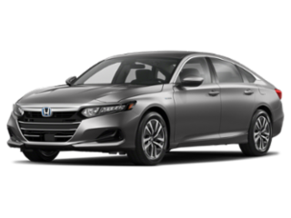 2021 Honda Accord Hybrid Hybrid Sedan