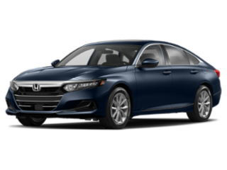 2021 Honda Accord Sedan LX 1.5T CVT Sedan