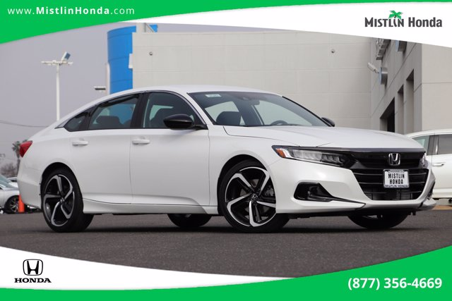 2021 Honda Accord Sedan Sport 1.5T CVT