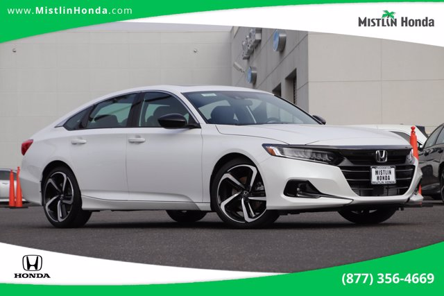 2021 Honda Accord Sedan Sport 2.0T Auto