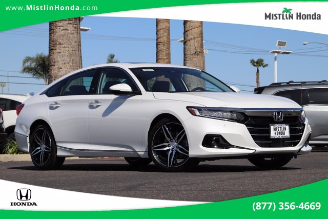 2021 Honda Accord Sedan Touring 2.0T Auto