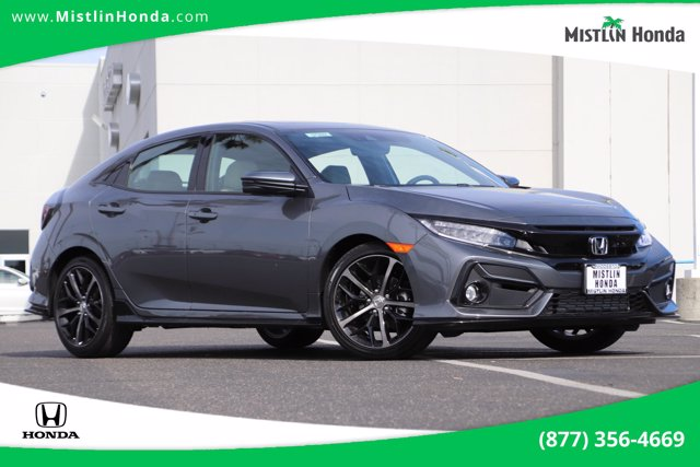 2021 Honda Civic Hatchback Sport Touring CVT