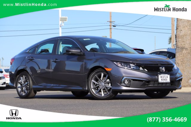 2021 Honda Civic Sedan EX CVT