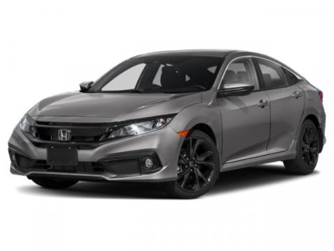 2021 Honda Civic Sedan Sport CVT