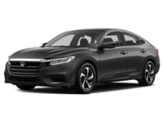 2021 Honda Insight LX CVT