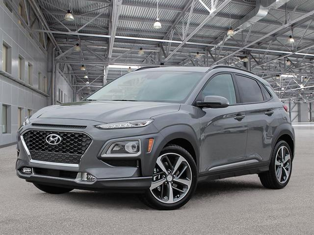 2021 Hyundai Kona 1.6T Ultimate AWD