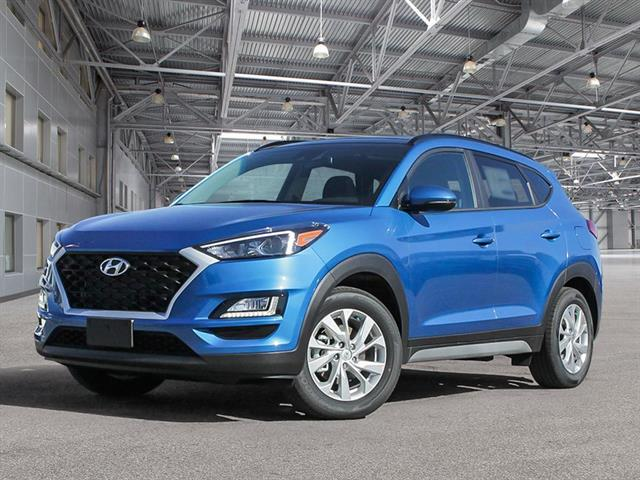 2021 Hyundai Tucson Preferred AWD w/Sun & Leather Package