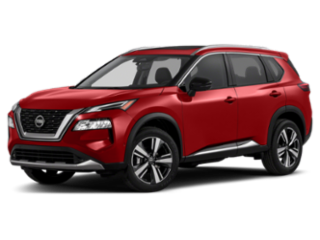 2021 Nissan Rogue FWD S