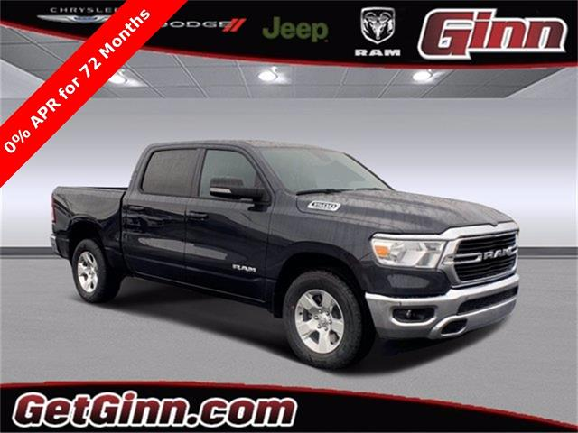 "2021 Ram 1500 Big Horn 4x2 Crew Cab 5'7"" Box"