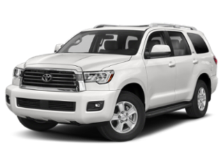 2021 Toyota Sequoia Limited 5.7L 4WD