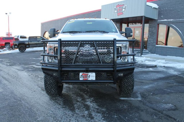 Exterior Customization at Minnesota Truck HQ | St. Cloud MN