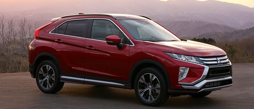2018 Mitsubishi Eclipse Cross In Bakersfield, CA