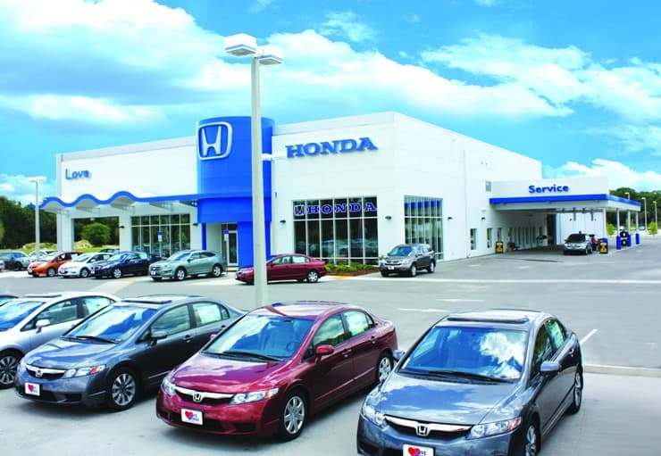 Service with Love Honda | Homosassa, FL