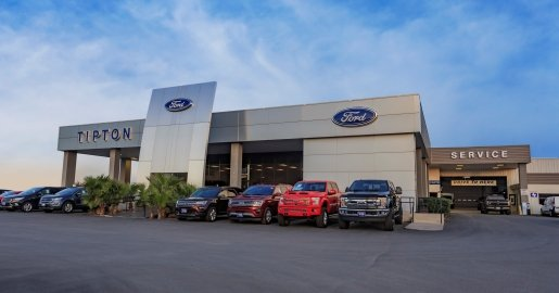 Tipton Ford | Brownsville, TX