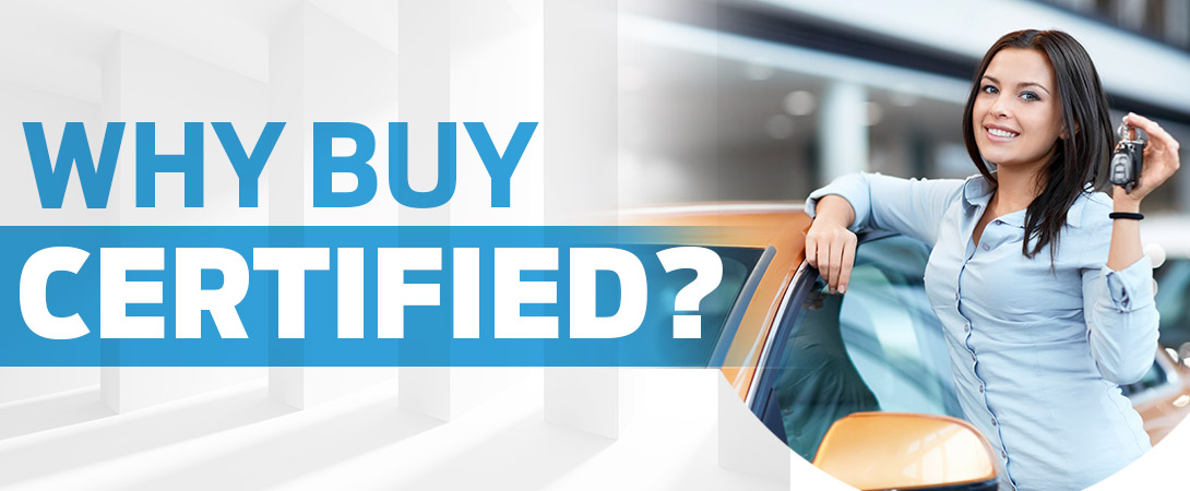 Why Buy Certified Pre-Owned? | Charleston, SC